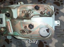 OEM 73-89 Chevy/GMC Truck Suburban Blazer Jimmy Gauge Cluster & Clock