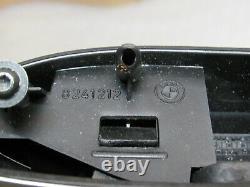 Oem 2001-2006 Bmw E46 M3 & 3-series Coupe Rear Panel Aluminum Armrest Pair 17062