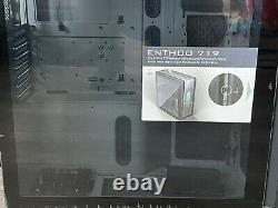 Phanteks Enthoo 719 High Performance Full Tower Tempered Glass, Aluminum Panel