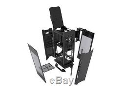 Phanteks Evolv Shift PH-ES217E BK Satin Black Anodized aluminium panels, Powder