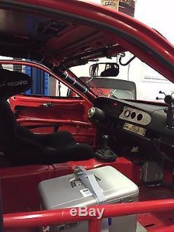 Porsche 944/968 Gauge Panel Aluminum or Black Steel