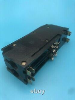 Q12100 Square D 100 Amp 2 Pole Type Q1 (Plug-On) Main Breaker 240 Vac FLAW READ