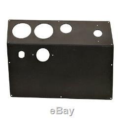 Ranger Boat Blank Gauge Instrument Dash Panel 7202052 2005 Black