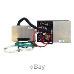 Rinker 320 222432 Black Aluminum 110V 60Hz 18 X 12 Inch Boat Breaker Panel