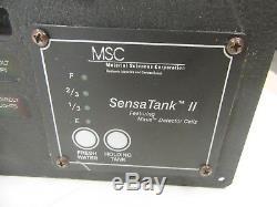 Rinker Sensa Tank II Cabin Breaker Panel 222434 Black Aluminum 18 X 8 1/4 Boat