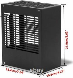 SGPC K39v2 / ZZAW B2 Mini Aluminum Acrylic Panels itx Chassis HTPC Computer Case
