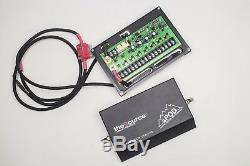 SPOD 8-700-TSB-TAC Switch Panel 8 Circuit SourceSE withTouchscreen for 05-17 Tacom