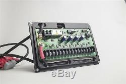 SPOD 8-800-HD-UNI Universal Truck Switch Panel 8 Circuit System/ HD Switch Panel