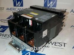 SQUARE D SL400 400 amp Sub Feed Lugs for I line Panel 600V 3P SL 400A USED
