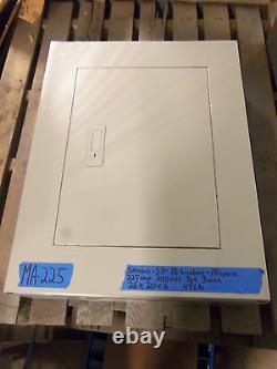 Siemens type s3 bl panelboard panel 225 amp 150 breaker 208v 240v 120v 200 MLO