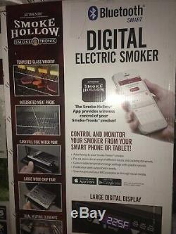 Smoke Hollow 40 Inch Electric Smoker withDigital Control Panel NIB