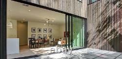 Teza Aluminum Sliding Patio Door 4 Panels 144 x 80