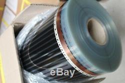 Underfloor Heating Film complete Kit Mat Foil 220Withm far infrared floor panel