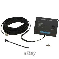 Vanner Boat Remote Control Panel D08514 Marquis IQ Series 50 FT