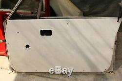 Volvo 240 140 242 142 interior aluminum door panels custom rare pair
