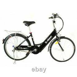 Z5 CITY DELUXE ELECTRIC BIKE 24 250W Brushless LCD Control Panel