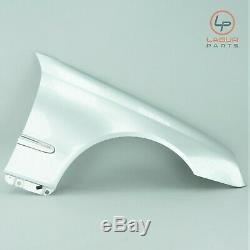 +fr137 W209 C209 Mercedes 04-09 Clk Class Front Right Fender Panel Silver 755u